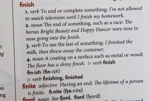 finishdictionary